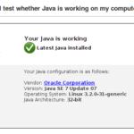 Java is 32 bit